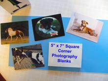 """5"""" X 7"""" Aluminum Sublimation Photography Blanks  $0.90 each"""