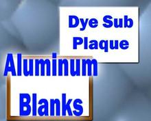 "3.5"" X 5"" Dye Sublimation Award Plaque Blanks $0.55ea"