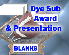 "100ea-2"" x 3"" Aluminum Sublimation Blanks for Award, Trophy Plate or Badges"