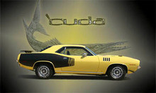 """CUDA"" Fine Art Quality Aluminum Panel"
