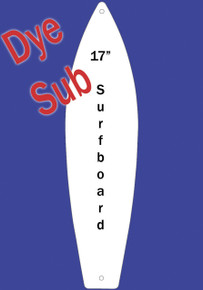 Surfboard Blank for Dye Sublimation