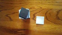 "Self Adhesive Magnets 1.5"" Square, 30ml"