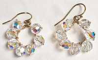 Daisy: Swarovski Crystals + 14kt Gold-Filled Components