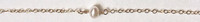 Petite Pearl Choker: 14kt Gold Fill + Pearl