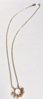 Sol: 14kt Gold-Fill Chain + 14kt Gold-Filled Beads