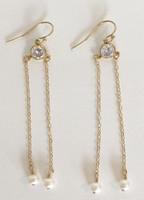 Rocio Pearl: 14kt Gold Fill + Pearls