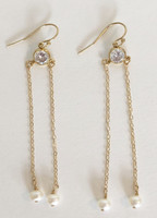 Rocio Pearl: 14kt Gold-Filled Components + Pearls