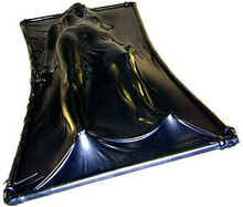 EXTREME BLACK LATEX VACUUM BED | ST985-BLK | [category_name]