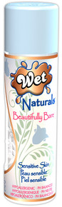 WET NATURALS BEAUTIFULLY BARE 3.3 OZ