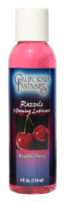 RAZZELS CHERRY WARMING LUBRICANT 4.OZ