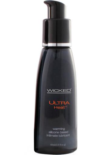 WICKED ULTRA HEAT LUBE 2OZ | WIC010 | [category_name]