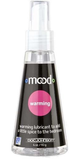 MOOD WARMING LUBE 4 OZ (BU) | DJ136207 | [category_name]