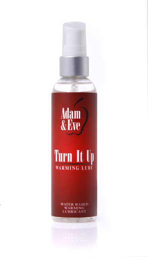 ADAM & EVE TURN IT UP WARMING LUBE 4OZ | ENAELQ78542 | [category_name]
