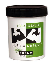 ELBOW GREASE LIGHT CREAM 4OZ
