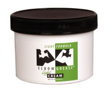 ELBOW GREASE 9 OZ LIGHT CREAM