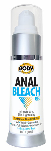 BODY ACTION ANAL BLEACHING GEL | BA076 | [category_name]