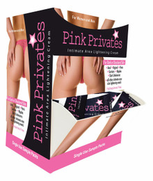 PINK PRIVATES CREAM 50PC DISPLAY | BA078 | [category_name]
