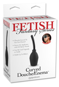 FETISH FANTASY CURVED DOUCHE ENEMA | PD392123 | [category_name]