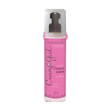CRAZY GIRL INTIMATE SHAVE CREME PLUMERIA 8 OZ