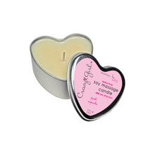 CRAZY GIRL SOY MASSAGE CANDLE PINK CUPCAKE
