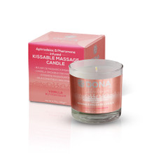 DONA KISSABLE MASSAGE CANDLE VANILLA BUTTERCREAM 4.75