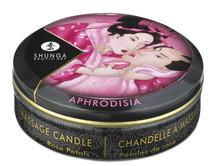 MASSAGE CANDLE ROSE PETALS 1OZ   SH4600   [category_name]