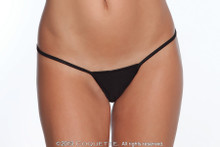 G STRING BLACK XL
