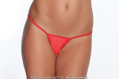 G STRING RED O/S | CQ100RD | [category_name]