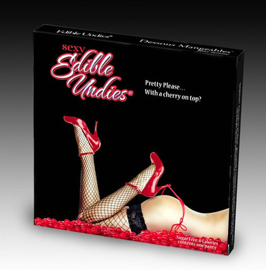 EDIBLE UNDIES SEXY CHERRY FEMALE | KI0057 | [category_name]