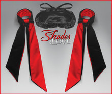 SHADES OF LOVE CAT SUIT BLACK O/S