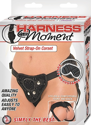 HARNESS THE MOMENT BLACK   NW24411   [category_name]