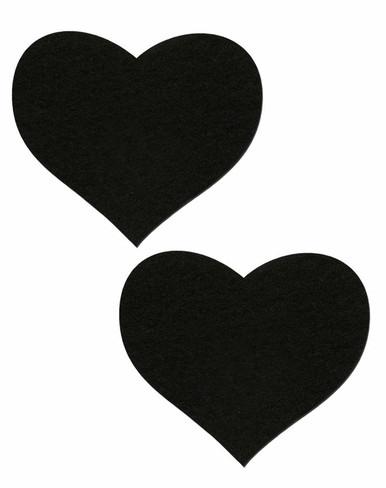 PASTEASE SWEETY HEART BLACK   PASHRTBK5   [category_name]