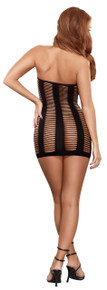 LADDER DRESS O/S (CLUB SEAMLESS)