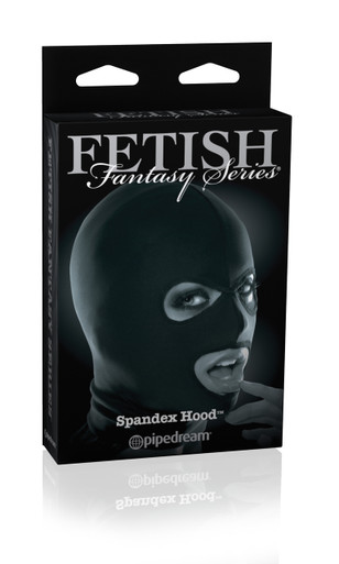 FETISH FANTASY LIMITED EDITION SPANDEX HOOD   PD442323   [category_name]