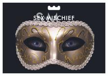 SEX & MISCHIEF MASQUERADE MASK | SS10081 | [category_name]
