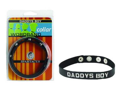 SM COLLAR-DADDYS BOY | WBB1 | [category_name]