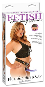 FETISH FANTASY PLUS SIZE STRAP ON | PD218800 | [category_name]
