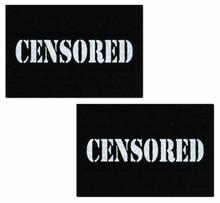 PASTEASE BLACK CENSOR BARS | PASCENBK5 | [category_name]