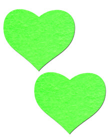 PASTEASE HEART GLOW IN THE DARK | PASHRTGLW5 | [category_name]