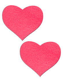 PASTEASE HEART NEON PINK | PASHRTNPK5 | [category_name]