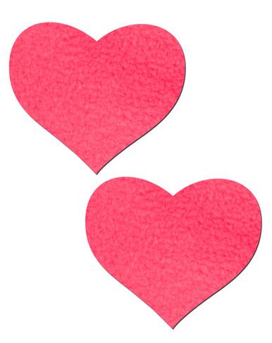 PASTEASE HEART NEON PINK | PASHRTNPK5 | [category_name]