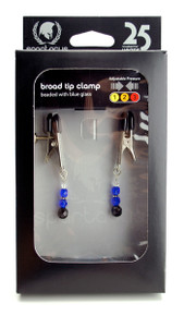 ADJ CLAMP W/ BLUE BEADS | SPF101 | [category_name]