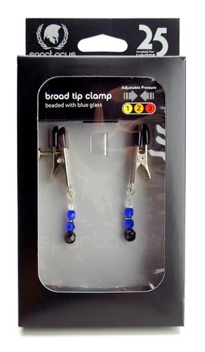 ADJ CLAMP W/ BLUE BEADS | SPF101 | [category_name]