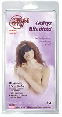 CATHYS BLINDFOLD BLACK | CC004 | [category_name]