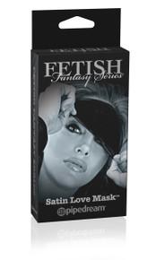 FETISH FANTASY LIMITED EDITION SATIN LOVE MASK