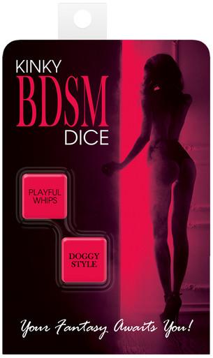 KINKY BDSM DICE | KHEBGR176 | [category_name]