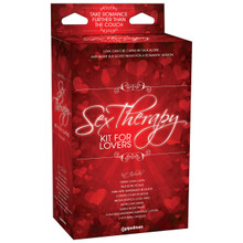 SEX THERAPY KIT FOR LOVERS (D)