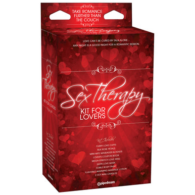 SEX THERAPY KIT FOR LOVERS (D)   PD209600   [category_name]