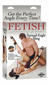 FETISH FANTASY SPREAD EAGLE SLING | PD214300 | [category_name]