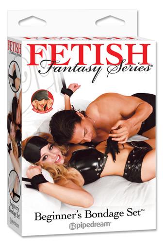 FETISH FANTASY BEGINNERS BONDAGE SET   PD216023   [category_name]
